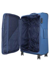 Cocoono - DEVOTION  - Wheeled suitcase - blue - 1