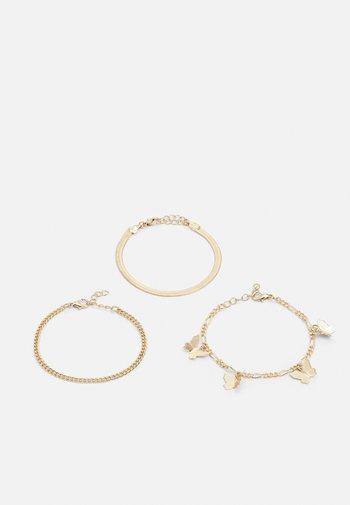LATTY BRACELET 3 PACK - Bracelet - gold-coloured
