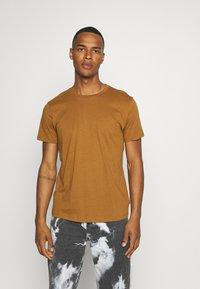 Burton Menswear London - TEE 3 PACK - T-shirt basic - multi - 4