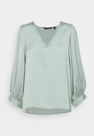 VMLIV - Long sleeved top - jadeite