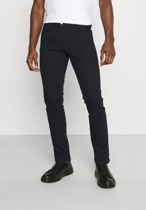 5 POCKET PANT - Slim fit jeans - navy