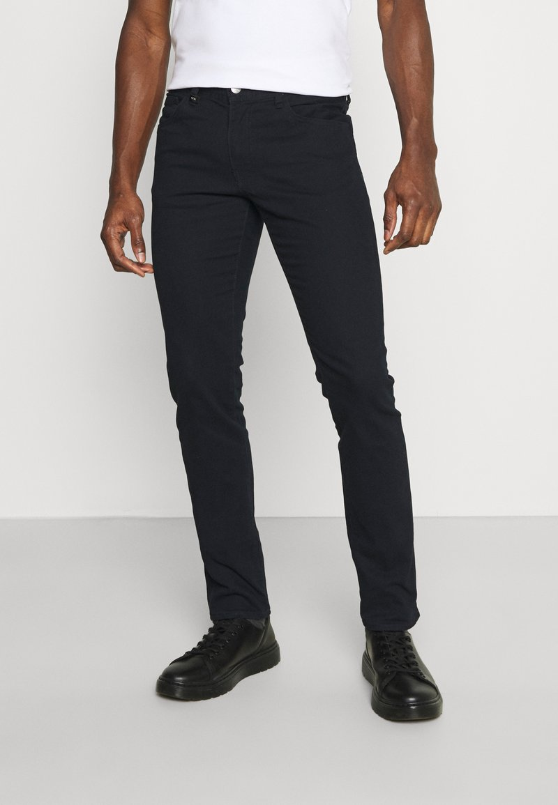 Armani Exchange - 5 POCKET PANT - Džíny Slim Fit - navy