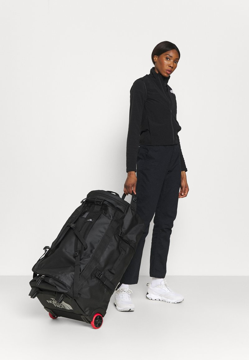 The North Face - BASE CAMP DUFFEL ROLLER - Holdall - black