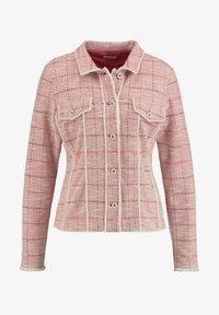 Gerry Weber - Light jacket - lila/pink/gelb multicolor - 0