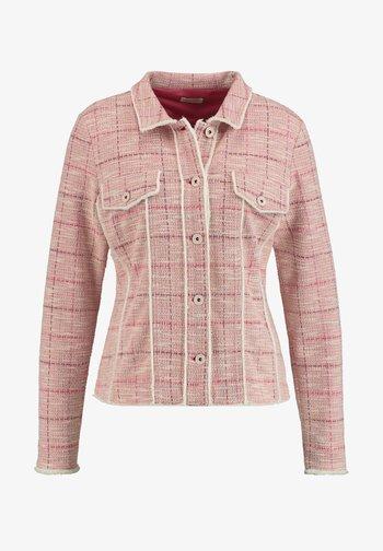 Light jacket - lila/pink/gelb multicolor