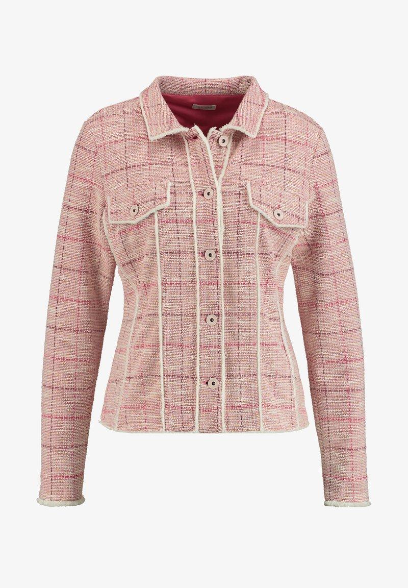 Gerry Weber - Light jacket - lila/pink/gelb multicolor