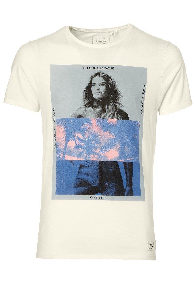 Herren OPTICAL ILLUSION - T-Shirt print