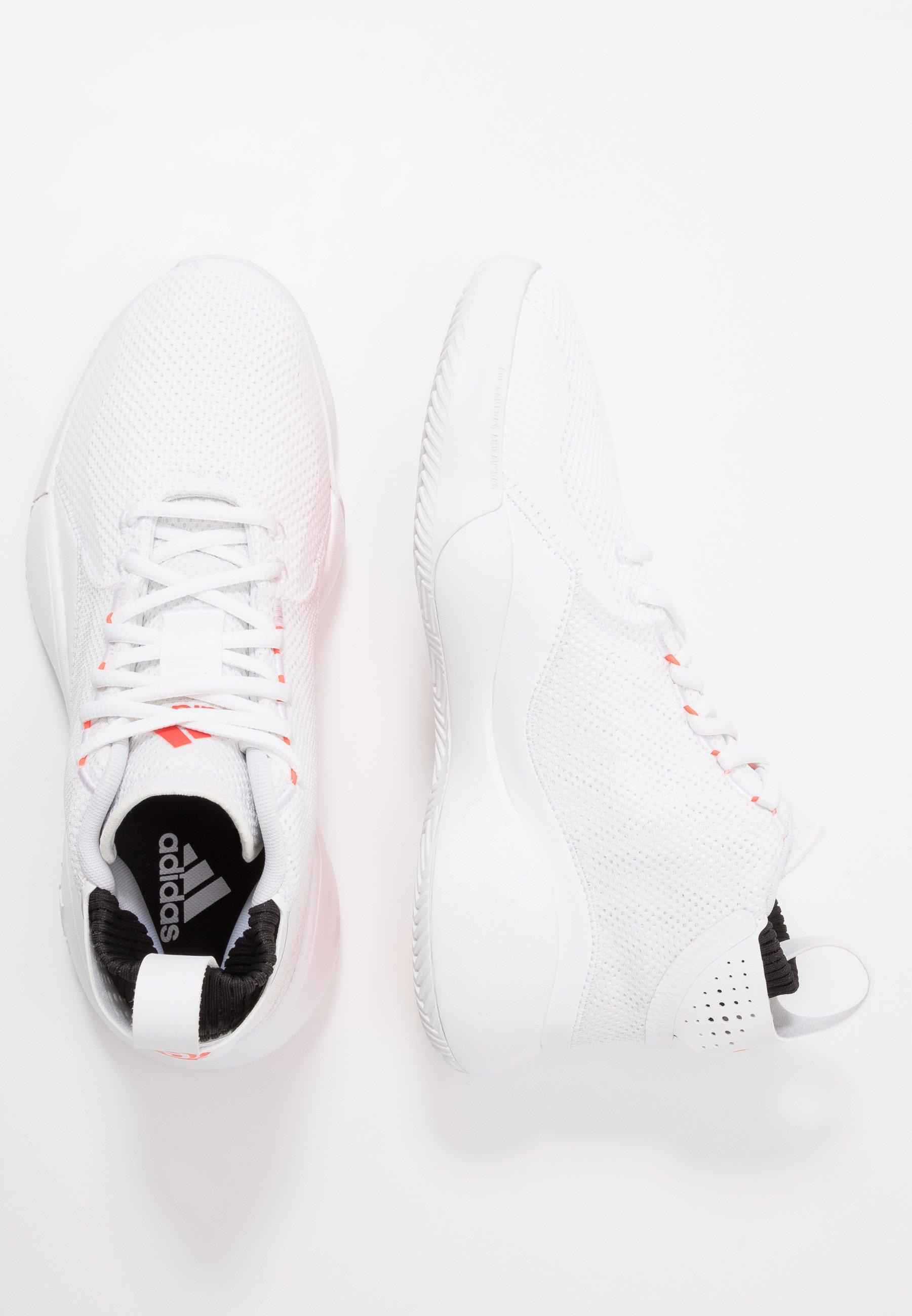 Adidas Performance Rose 773 2020 - Obuwie Do Koszykówki Footwear White/solar Red/core Black
