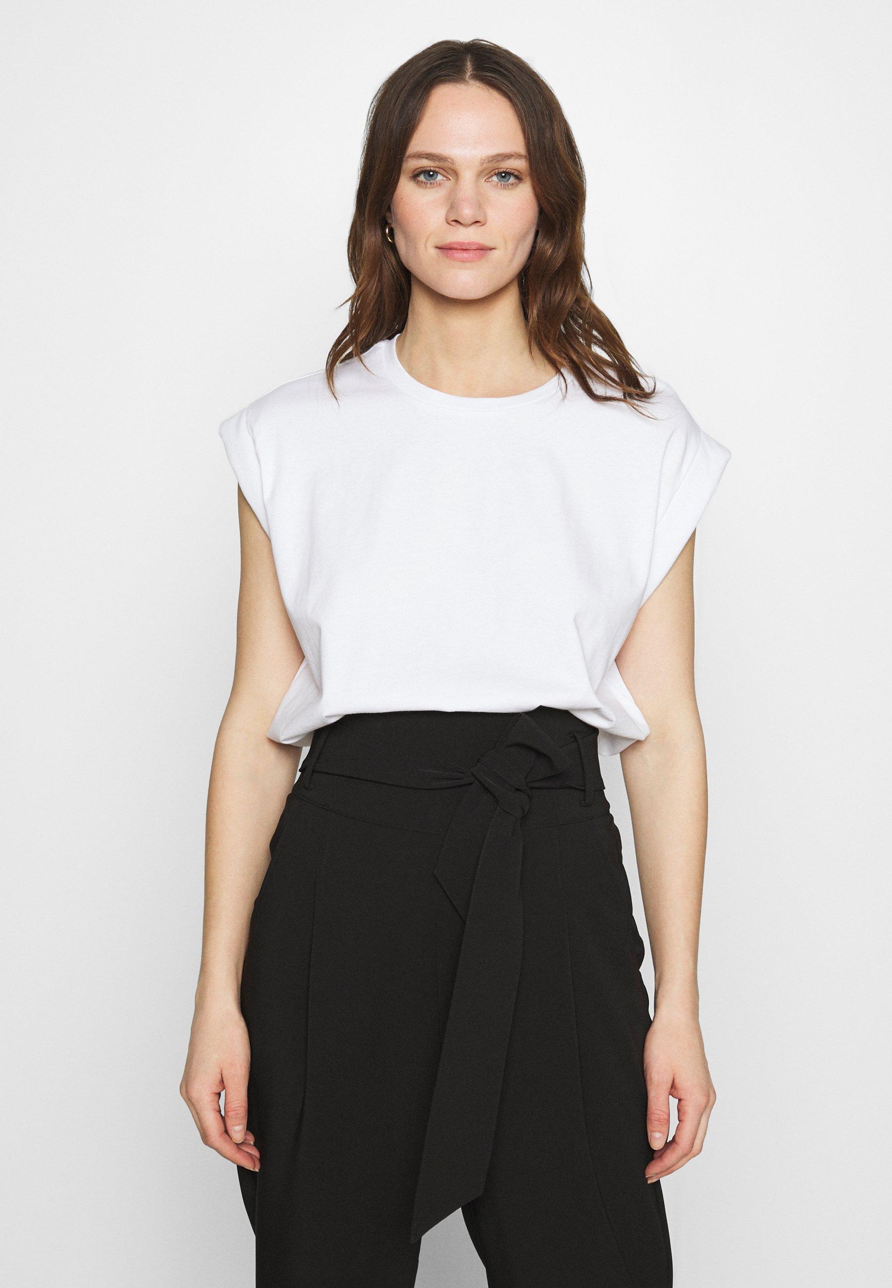 Women PORTER - Basic T-shirt