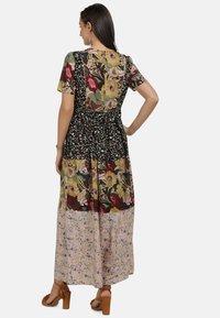 usha - Maxi dress - multi flower print - 2