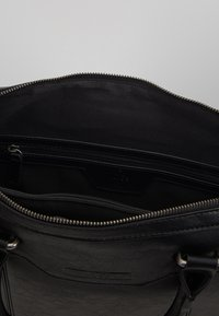 ALDO - GLAEVEN - Briefcase - jet black/antique silver - 5