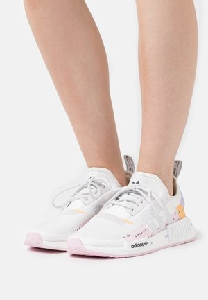 NMD_R1  - Sneakersy niskie - crystal white/clear pink