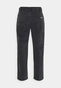 Obey Clothing - HARD WORK CARPENTER - Vaqueros rectos - dusty black - 1