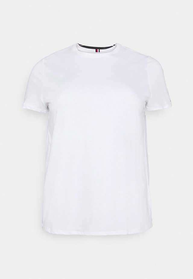 COOL TEE - Jednoduché triko - white