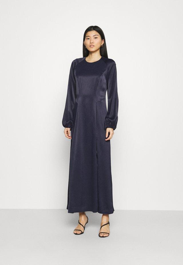 AUCUBABERRY - Suknia balowa - navy blue