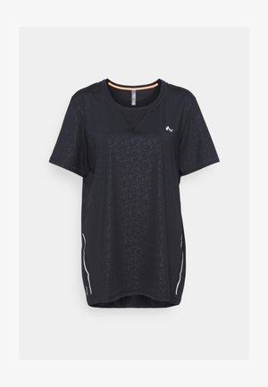 ONPDAMMAN TRAIN TEE  - Sports shirt - black