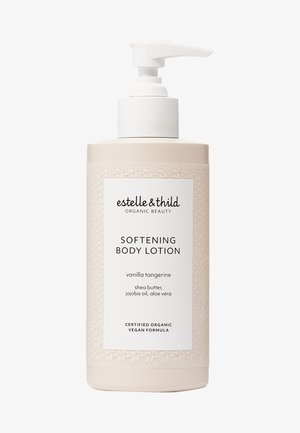VANILLA TANGERINE SOFTENING BODY LOTION - Balsam - -