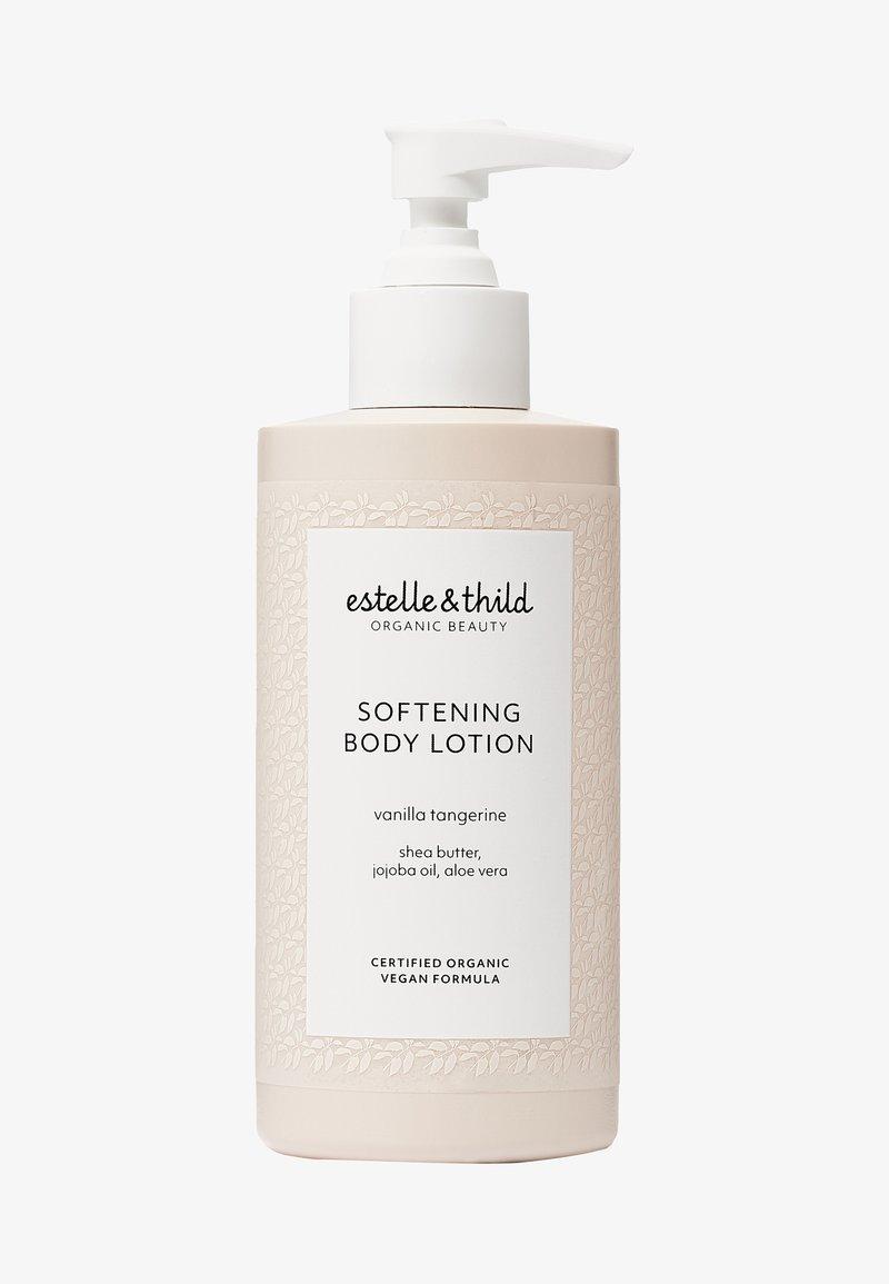 Estelle & Thild - VANILLA TANGERINE SOFTENING BODY LOTION - Idratante - -