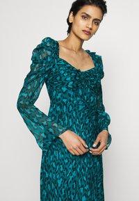 Diane von Furstenberg - LILITH - Vapaa-ajan mekko - green - 5