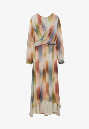 TIBI-A - Maxi dress - mittelbraun