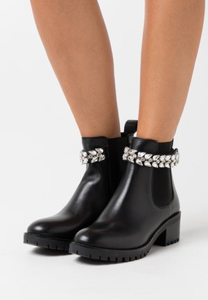 KAMILA - Kotníkové boty - noir