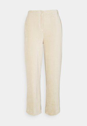 MELIKA - Trousers - macadamia