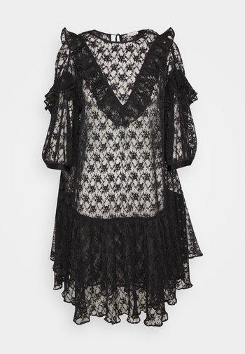 BALUNA - Cocktail dress / Party dress - anthracite black