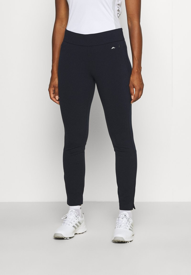 J.LINDEBERG - LEA PULL ON  - Trousers - navy