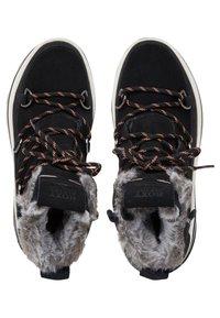 Roxy - DECLAND - Snowboots  - black - 1