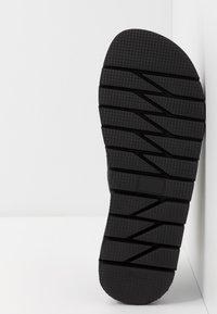 3.1 Phillip Lim - ELASTIC STRAP  - Sandals - black - 4