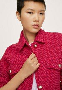 Mango - Light jacket - rose - 4