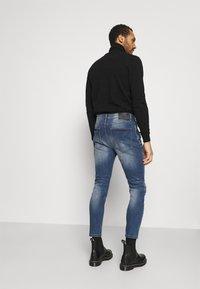 Kings Will Dream - KASSALA CARROT  - Jeans Tapered Fit - indigo - 2