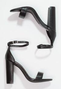 Steve Madden - CARRSON - High heeled sandals - black - 2