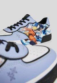 Bershka - NARUTO - Sneakers - multi-coloured - 4