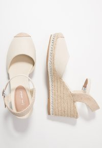New Look - TUSCANY - High heeled sandals - offwhite - 3