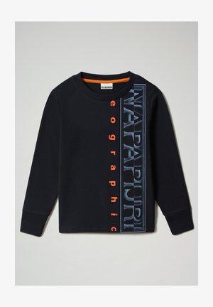 BADYR CREW - Sweatshirt - blu marine