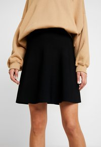 Nümph - NEW NULILLYPILLY SKIRT - A-line skirt - caviar - 3