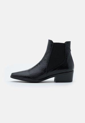 CIRUS - Korte laarzen - black