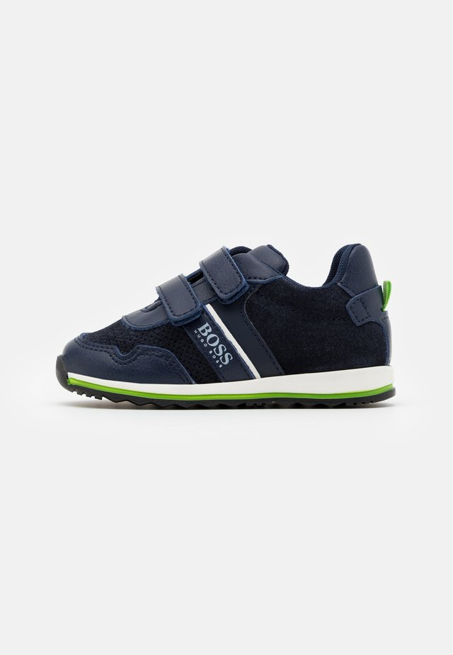TRAINERS - Baskets basses - navy