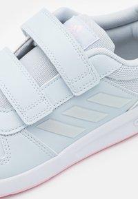 adidas Performance - TENSAUR UNISEX - Sportovní boty - halo blue/iridescent/clear pink - 5