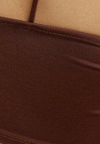 Bershka - 2 PACK - Top - brown/light pink - 3