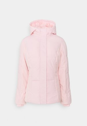 SKI JACKET WITH MITTENS AND BUMBAG  - Winterjacke - pink