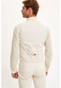 DeFacto - Waistcoat - beige - 1