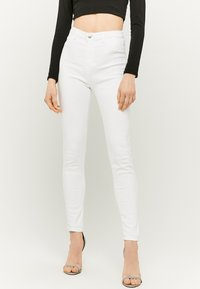 TALLY WEiJL - Jeans Skinny Fit - whi00 - 0