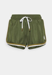 adidas Performance - CLUB SHORT - Sports shorts - wild pine/white - 0