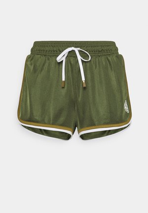 CLUB SHORT - Sports shorts - wild pine/white