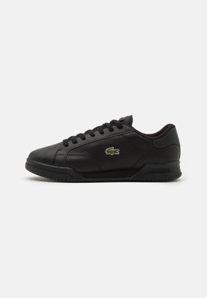 TWIN SERVE - Sneakers basse - black