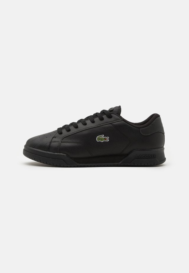 TWIN SERVE - Sneakers laag - black
