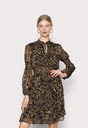 YASESMEE DRESS SHOW - Cocktail dress / Party dress - black esmee