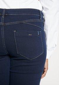 Persona by Marina Rinaldi - ICONA - Slim fit jeans - blu marino - 5